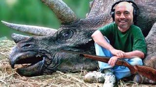 Joe Rogan Kills a Triceratops