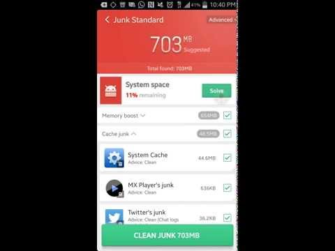 Best Cache Cleaner Apps For Android Phones