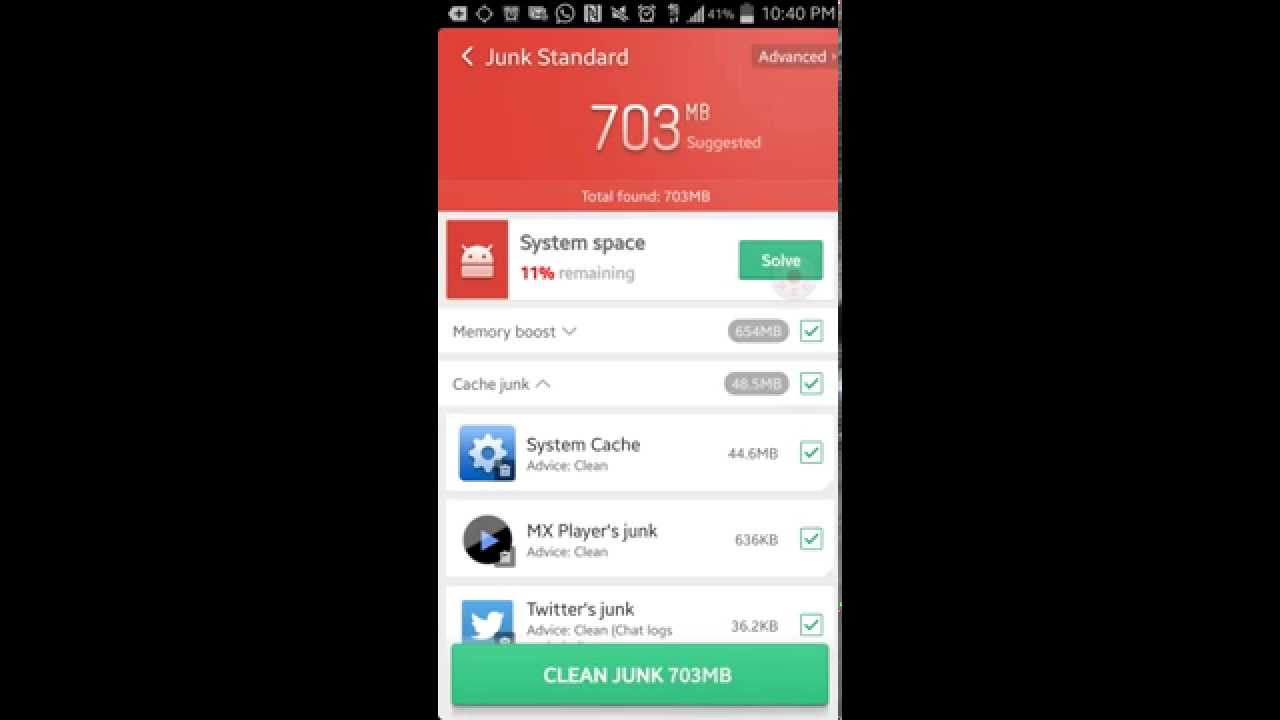 Best Cache Cleaner Apps for Android Phones - YouTube