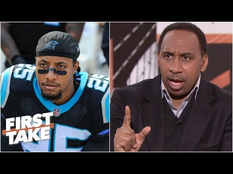 Eric Reid needs to 'get over' random drug tests - Stephen A. Smith | First Take