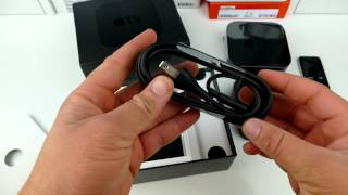 Unboxing Apple TV 4 (ESPAÑOL)
