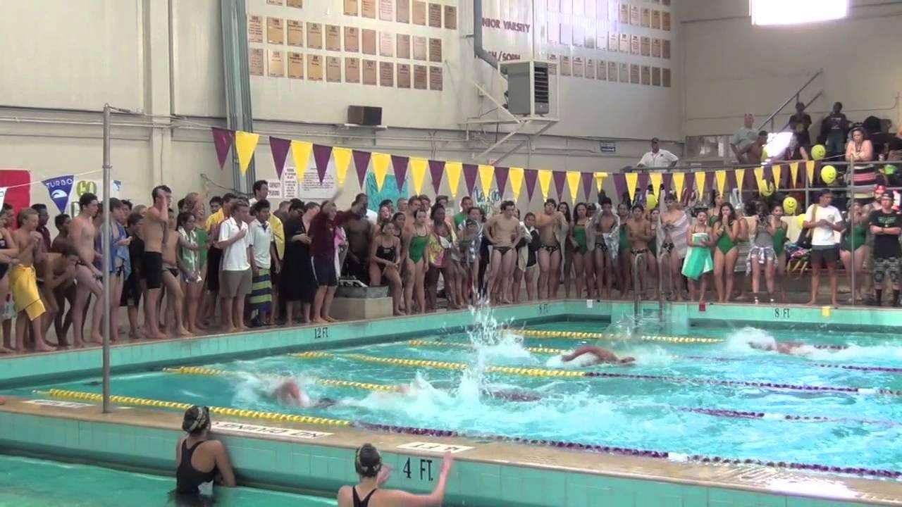 Moore League Swimming Long Beach Wilson Vs Lb Poly Dual Meet