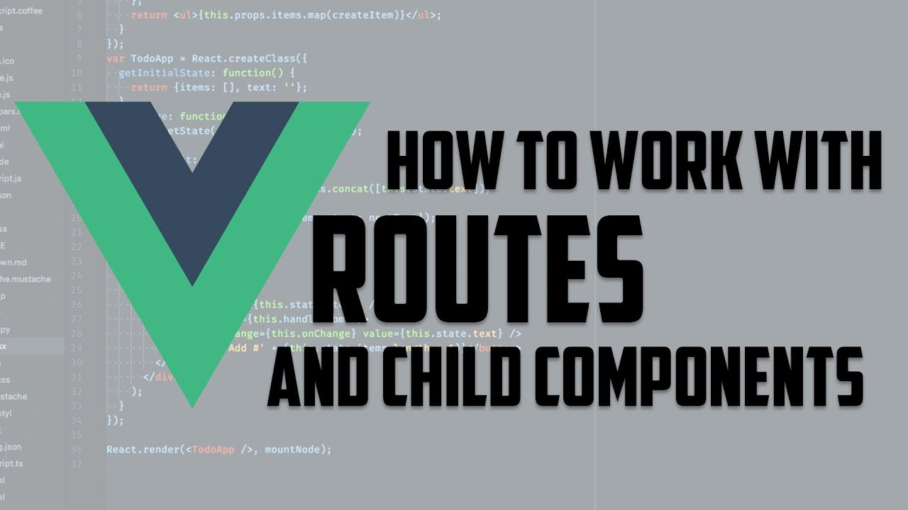 Vue js - How to work with router and child components - vue framework in