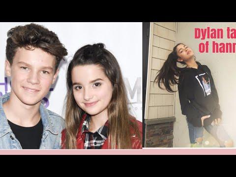 Dylan conrique talks about HANNIE Annie Leblanc and Hayden Summerall