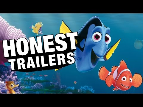 Honest Trailers - Finding Nemo
