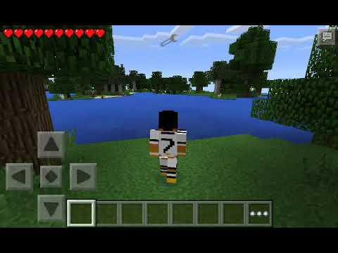 Minecraft Skins Galore Minecraft PE Cristiano Ronaldo Skin - Skin para minecraft pe frozen