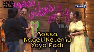 Rossa Terlanjur Cinta feat. Yoyo Padi di Acara Ari Lasso Show