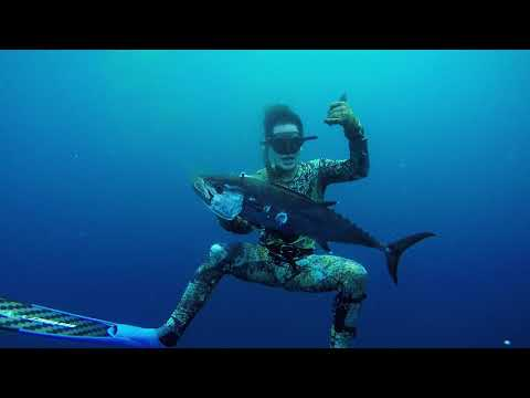 Spearfishing Charter - Gopro 2017 - NORTH SULAWESI ISLAND - DISCOVER INDONESIA
