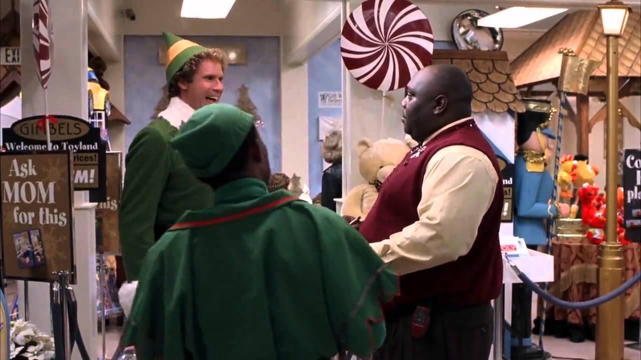 Elf 2003 Santa Announcement Hd Youtube