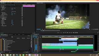 Adobe Premiere Pro: Advanced Transitions Part 4: Tail End Flicker