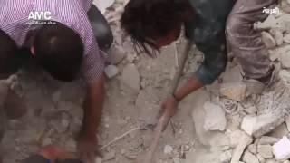 فصائل المعارضة تستعيد مخيم حندرات, وتعرقل الهجوم البري الذي تشنه قوات النظام في حلب