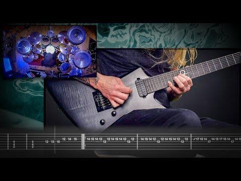 CERBERUS   Playthrough   Guitar Tablature in Video