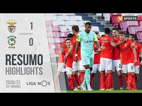 Benfica Maritimo Goals And Highlights
