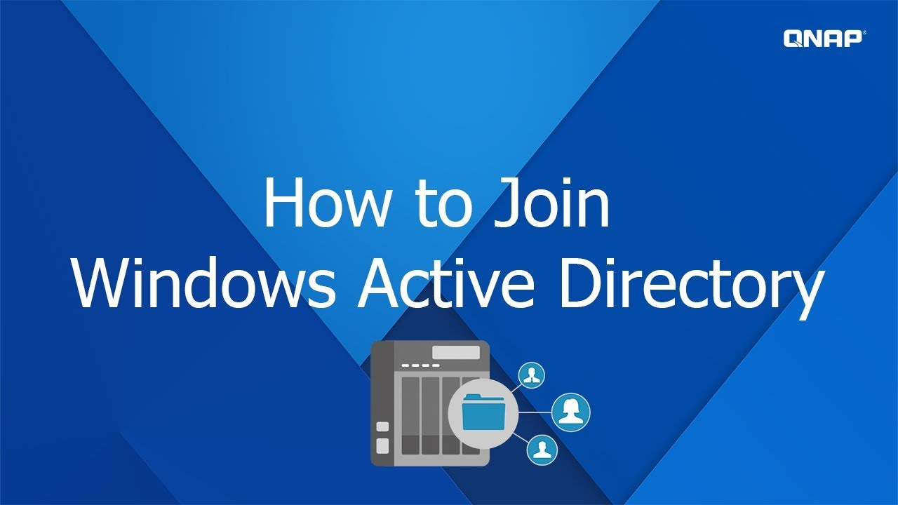 QNP311 - How to Join Windows Active Directory