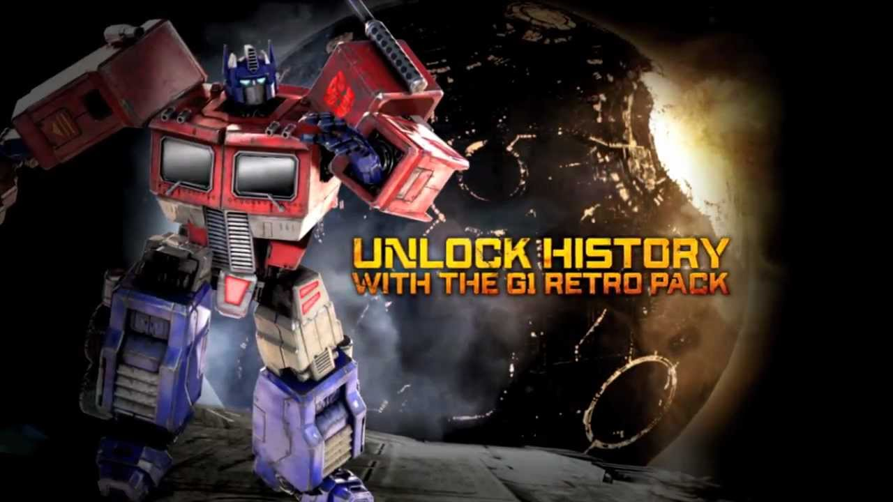 Fall of Cybertron' demo dated