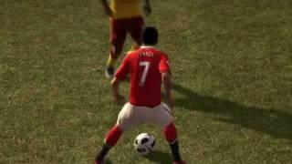 Как делать финты в Pro Evolution Soccer 2012(Описание финтов в пес 12,, 2012-01-29T07:26:21.000Z)
