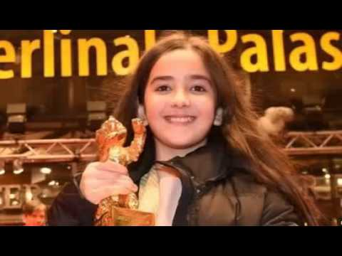 2015 Berlin Film Festival Iran Azeri Jafar Panahi's  Taxi  movie film Wins Golden Bear Award