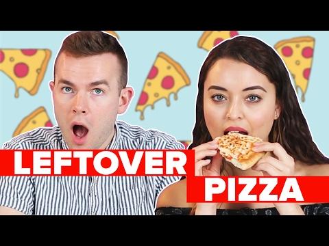 The Leftover Cold Pizza Taste Test