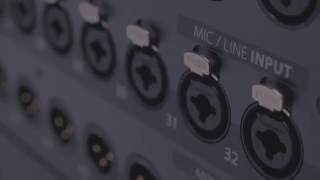 PreSonus StudioLive RML Rackmount Mixers—Auf Deutsch