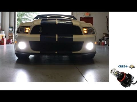 15W CREE LED Conversion Kit For Fog Lights or Daytime Running Lights