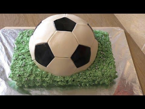 Торт Футбольный мяч