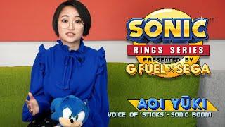 Sonic Ring Series - Aoi Yuki Medium (360p)