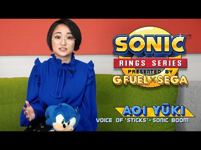 Sonic Ring Series - Aoi Yuki Standard quality (480p)