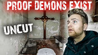 Exploring World's Most Haunted Orphanage - Uncut