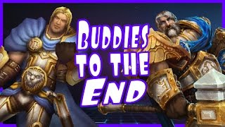 Heroes: Buddies To The End