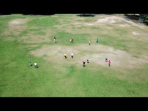 Bayou Boys Training 19th May 2018 - Bendwood Park - 5
