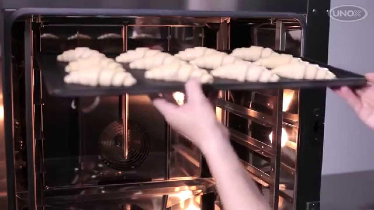 Конвекционная печь выпечка хлеба