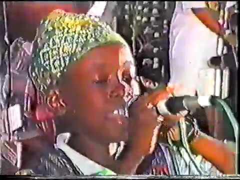 St Lucia 1999   Jah Mason, Barrington Levy