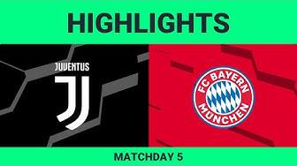 Juventus vs FC Bayern München   Highlights Matchday 5 eFootball.Pro 2019-2020