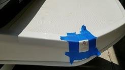 Fiberglass Gel Coat Repair