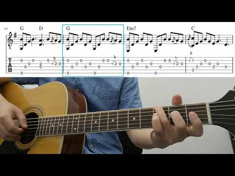 perfect-(ed-sheeran)---easy-fingerstyle-guitar-tutorial-lesson-with-tabs