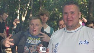 Встреча с ребятушками в Москве