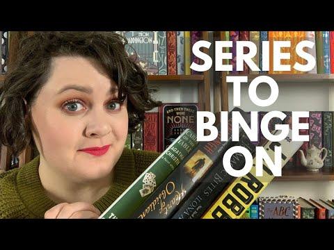 Book Series To Binge On
