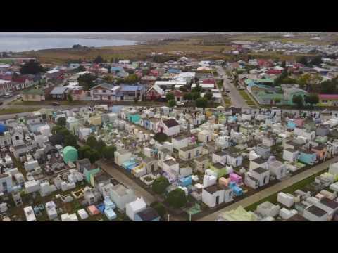 Puerto Natales Drone