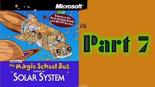 Whoa, I Remember: The Magic School Bus Explores the Solar System: Part 7