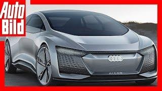 Audi Aicon (IAA 2017) Review/Details/Erklärung