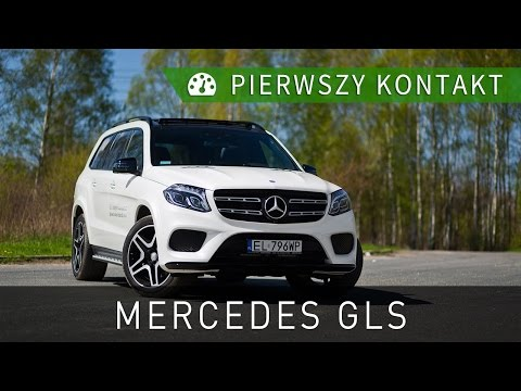 2016 Mercedes-Benz GLS 350d 4MATIC - test [PL] [review ENG sub]| Project Automotive