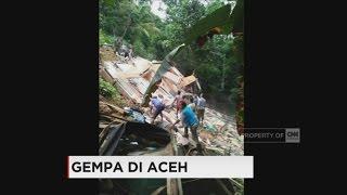 Gempa 6,5 SR Guncang Aceh, Puluhan Bangunan Roboh