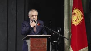"""Ө Текебаев: """"Эрдоган """"мага Атамбаев деген созду угузбагыла дептир"""""""""""