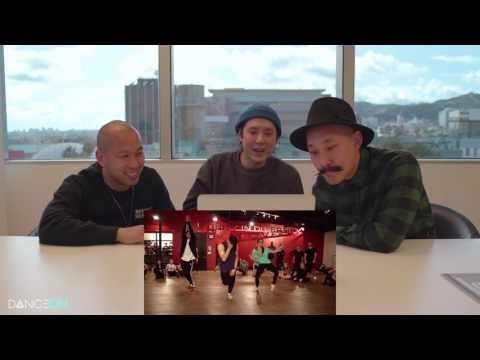 Freal Luv - Far East Movement   Reaction Video - Nika Kljun Dance Class