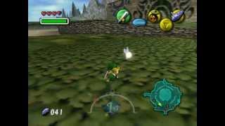 The Legend of Zelda : Majora's Mask complete playthrough 1/2
