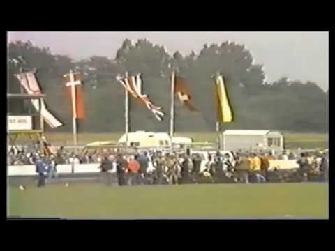 D.M.  Endlauf Seitenwagen Verl 1984