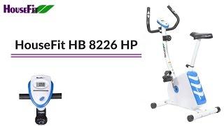 Велотренажер HouseFit HB 8226 HP | Купить магнитный велотренажер(Магнитный велотренажер HouseFit HB 8226 HP для занятий спортом в домашних условиях. Купить Велотренажер HouseFit HB..., 2016-11-20T09:26:15.000Z)