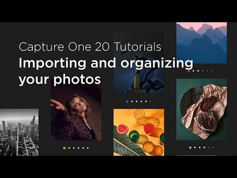 Capture One 20 Tutorials | Creating a catalog thumbnail