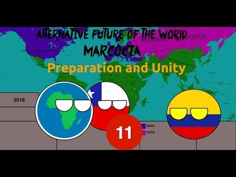 Alternative Future of the World: Marcocia   Episode 11: Preparation and Unity