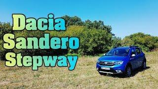 Dacia Sandero Stepway Laureate 0.9L/90KM 2018 - test, recenzja, review taniego crossovera